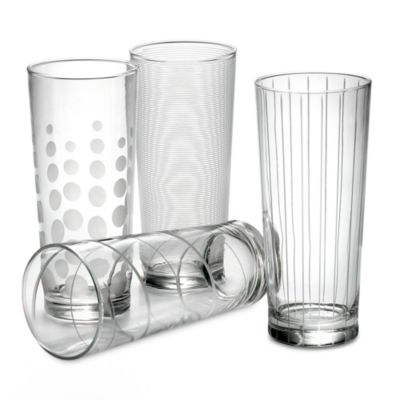 Mikasa® Cheers 19-3/4 oz. Highball Glasses (Set of 4)