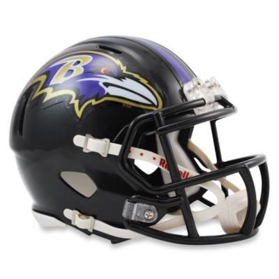 Riddell® NFL Baltimore Ravens Speed Mini Helmet