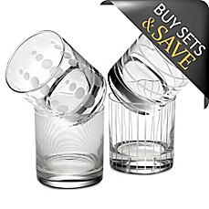 Mikasa® Cheers 12-3/4 oz. Double Old Fashioned Glasses (Set of 4)