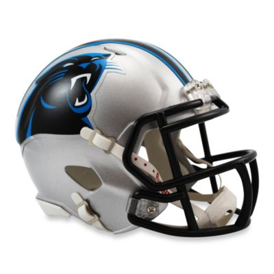 Riddell® NFL Carolina Panthers Speed Mini Helmet