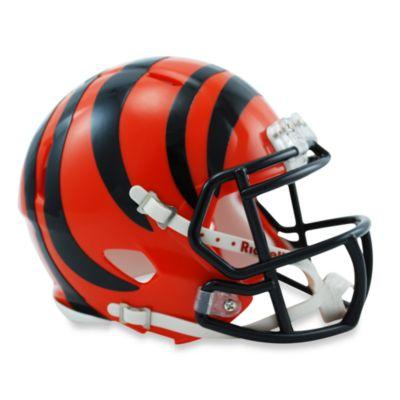 Riddell® NFL Cincinnati Bengals Speed Mini Helmet