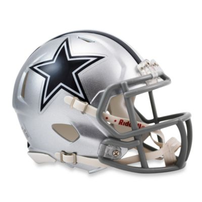 Riddell® Dallas Cowboys Speed Mini Helmet