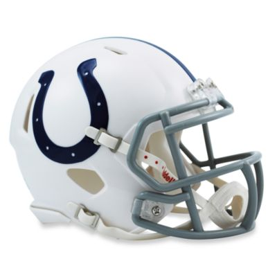 Riddell® NFL Indianapolis Colts Speed Mini Helmet