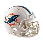 Riddell® Miami Dolphins Speed Mini Helmet