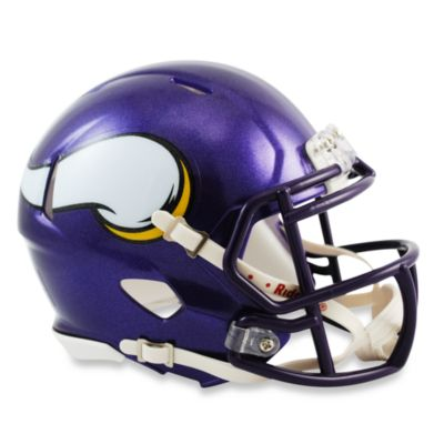 Riddell® NFL Minnesota Vikings Speed Mini Helmet