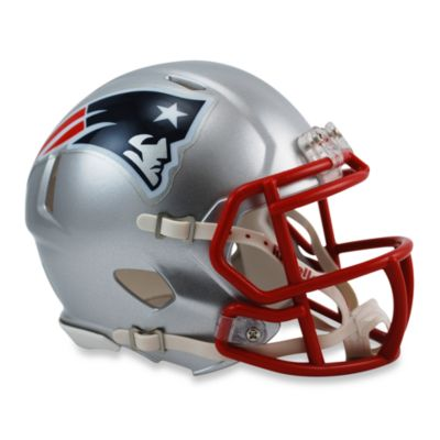 Riddell® New England Patriots Speed Mini Helmet