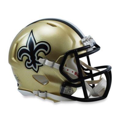 Riddell® NFL New Orleans Saints Speed Mini Helmet