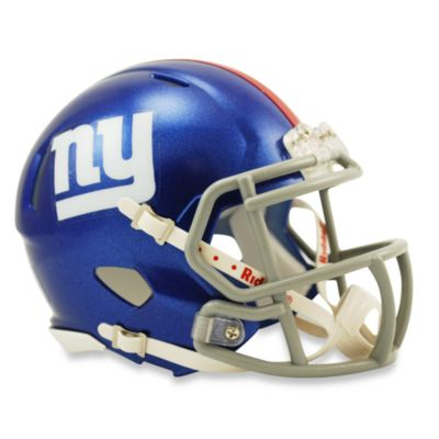 Riddell® New York Giants Speed Mini Helmet