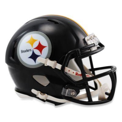Riddell® NFL Pittsburgh Steelers Speed Mini Helmet