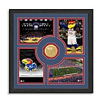 University of Kansas Fan Memories Minted Bronze Coin Photo Frame