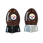 NFL Steelers Salt and Pepper Shakers