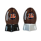 NFL Bengals Salt and Pepper Shakers