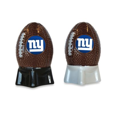NFL Giants Salt and Pepper Shakers