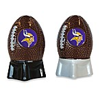 NFL Vikings Salt and Pepper Shakers