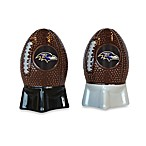 NFL Ravens Salt and Pepper Shakers