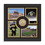University of Colorado Fan Memories Minted Bronze Coin Photo Frame