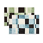 Lacey Mod Blocks Bath Rug