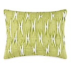 Steve Madden Chelsea Origami Applique Oblong Toss Pillow