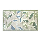 Ultra Spa by Park B. Smith® Tea Leaves Bath Rug in Natural