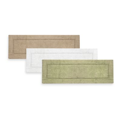 Ultra Spa by Park B. Smith® 24-Inch x 72-Inch Bay Point Bath Rug Runner - Linen