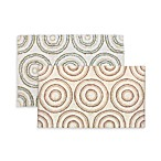 Ultra Spa by Park B. Smith® 24-Inch x 40-Inch Circles Bath Rugs