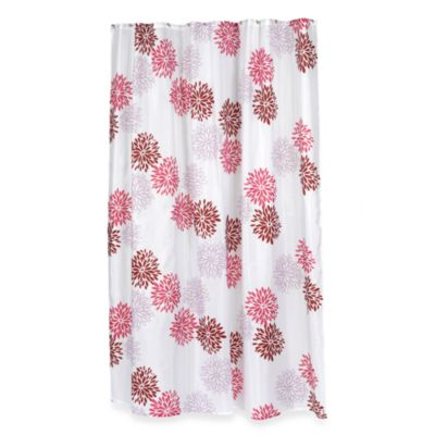 Home Fashions Emma Shower Curtain