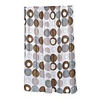 Carnation Home Fashions Madison Shower Curtain
