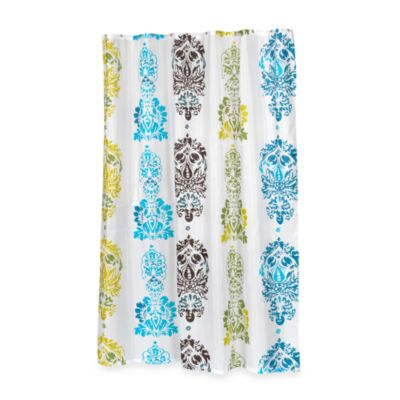 Home Fashions Olivia Shower Curtain