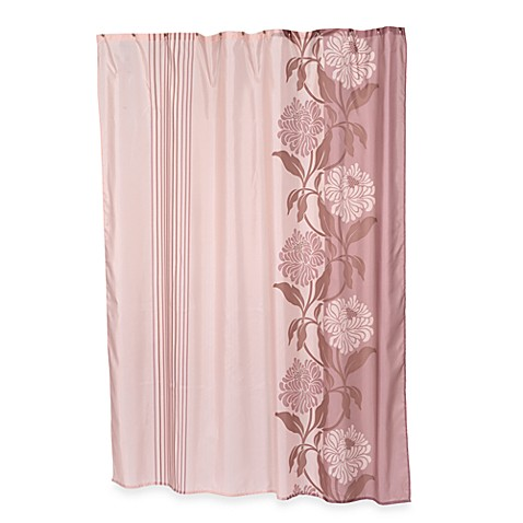 Home Fashions Chelsea Shower Curtain