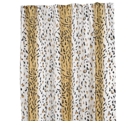 108 inch Polyester Shower Curtain