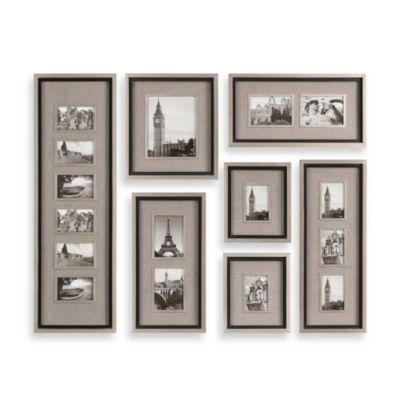 Unique Picture Frames Collage