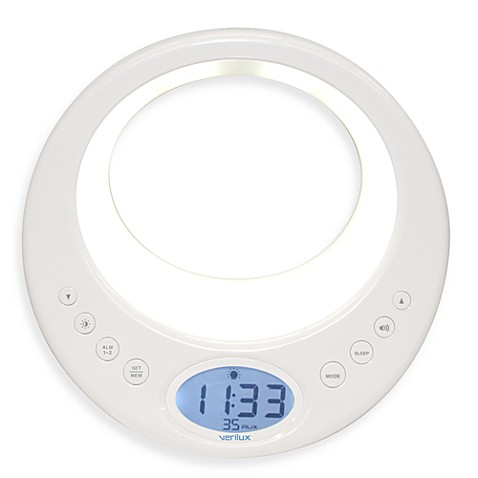 Verilux® Rise & Shine® Serenity Wake-Up Light