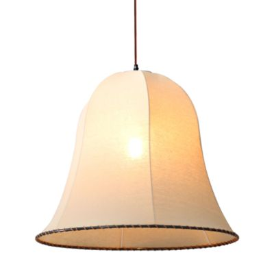 Zuo® Era Granite Ceiling Lamp in Beige