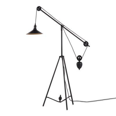 Zuo® Modern Jasper Antique Floor Lamp