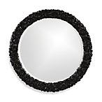 Rosalie 24-Inch Mirror in Black