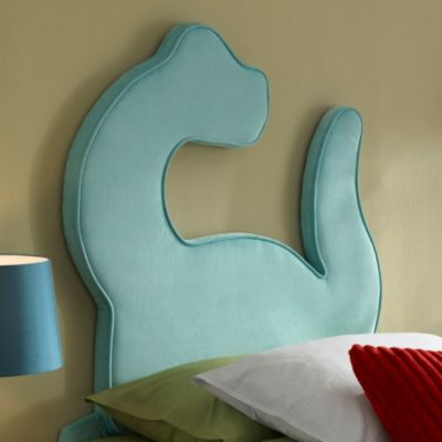 Powell Dinosaur Twin Bed Headboard