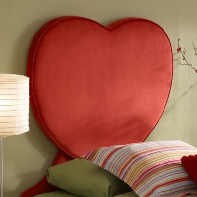 Heart Twin Bed Headboard