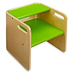 bloom® pogo™ Kids 3-in-1 Step Stool in Natural/Gala Green