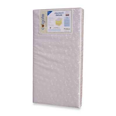 Classica II Deluxe 2-Stage Foam Crib Mattress by Colgate