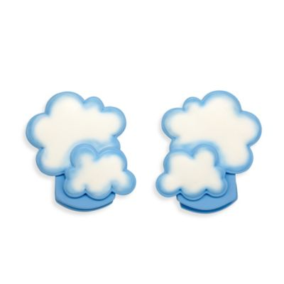 Blue Decor Clips