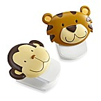 NoJo® Jungle 2-Pack Wall Décor Clips