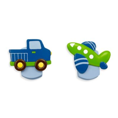 Kids Transportation Decor