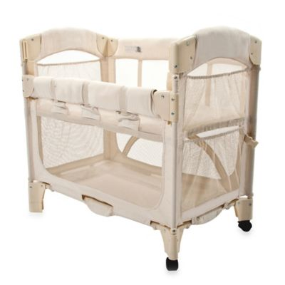 Arm's Reach Co-Sleeper® Mini in Natural