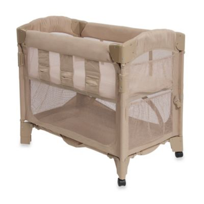 The Arms Reach® CO-SLEEPER® Mini - Toffee
