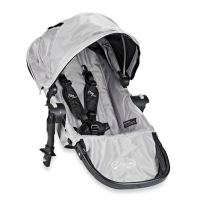 Baby Jogger™ City Select Second Seat Kit in Silver