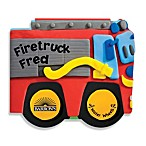 Bath Books That Float Fire Truck Fred