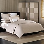 Barbara Barry® Simplicity Stitch Duvet Cover in Silver Birch