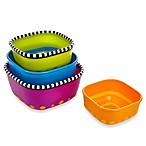 Sassy® Stack n-Foot Serve Bowl Set