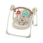 Kids II® Comfort & Harmony™ Portable Swing in Cozy Kingdom