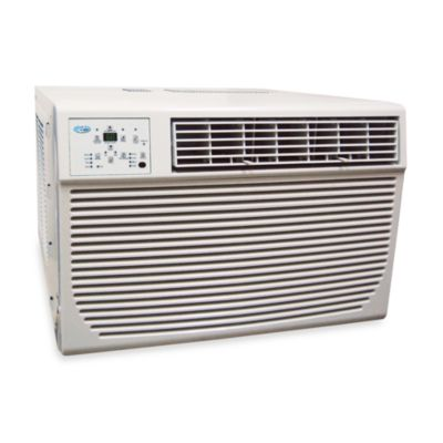 PerfectAire™ 8000 BTU Window Air Conditioner with Heater